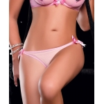 Pink heart bra & panties set
